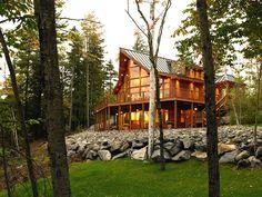 Lindal Cedar Homes - Australia :: Bush / Country