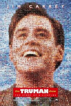 The Truman Show (1998) movie #poster, #tshirt, #mousepad, #movieposters2
