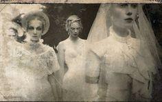 Ritual | Signe Vilstrup #photography | Treats! Magazine 3 Spring 2012  creepy awesome!!