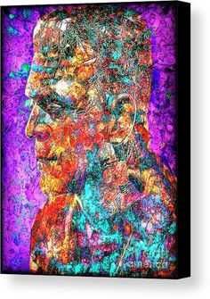 Frankenstein I Have Love In Me The Likes Of Which You Can Scarcely Imagine 20170406 Canvas Print / Canvas Art by Wingsdomain Art and Photography