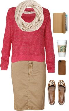 """Polyvore Starbucks 