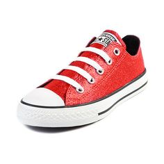 ... Converse custom converse all star converse red converse shoes canvas  shoes bling converse glitter converse custom ... 91b6e4de8