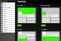 Hacer la imagen de tu perfil de todas las redes sociales en segundos - Diginota