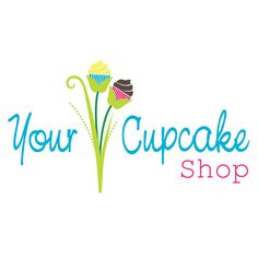 AVAILABLE PreMade logo  Cupcake tulips by MyPrettySweetDesigns, $120.00