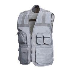 53bd1d2f389 Work-Vest-Safari-Travel-Fishing-Hunting-Photo-Jacket -Back-Pocket-Mesh-TA-101-102