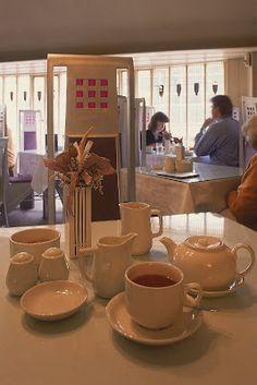 The Willow Tea Room. Glasgow