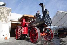 #steam. 1906 Advance Steam Traction Engine - Jay Leno's Garage