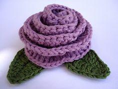 crochet flower crochet-ideas