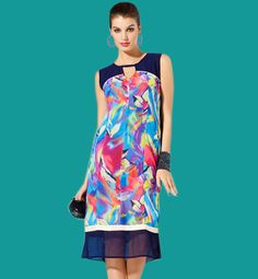Top dot digital print #Kurti