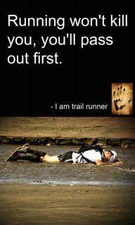 Trail running <3