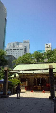 お初天神 (露天神社) : 大阪府
