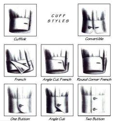Cuff Styles