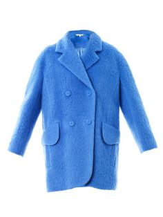 Double-breasted cocoon coat   Carven   MATCHESFASHION.COM