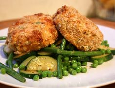 Salmon and sweet potato fish cakes whilst the summer's still with us - Recipes from a Normal Mum