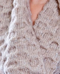 Worked in a completely reversible cable pattern, this generously-sized cowl is warm and cozy. Knitting Patterns Free, Free Knitting, Free Pattern, Crochet Patterns, Cable Needle, Circular Knitting Needles, Knitting Accessories, Knit Fashion, Yarn Crafts