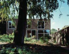 Jonathan Woolf - Brick Leaf house, Hampstead 2003. Via, 2,...