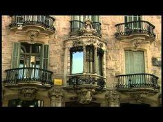 Antoni Gaudí (česky/in Czech) - YouTube Antoni Gaudi, Mansions, House Styles, Youtube, Home Decor, Decoration Home, Room Decor, Villas, Interior Design