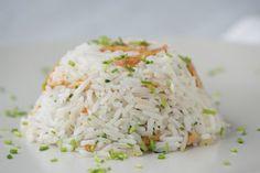 Der Eierschwammerl-Reis ist eine schmackhafte Beilage oder auch ein Snack mit grünem Salat. Ein Rezept für die Herbstzeit. Snacks, Meal Prep, Vegetarian, Vegan, Cooking, Food, Cooking Food, Recipes, Light Recipes