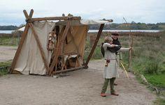 Haithabu Museum - Tent