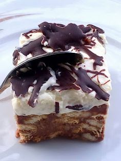 """Elpida's Little Corner!: """" Πανεύκολη Τούρτα κατσαρόλας-Σοκολάτα """" Favorite Recipes, Dishes, Desserts, Food, Tailgate Desserts, Dessert, Tablewares, Postres, Deserts"""