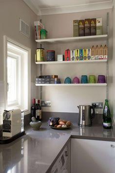 another inspo shot of elfa shelves