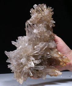 1800g Natural Crystal Quartz cluster specularite symbiosis Specimen #ad #crystals #quartz #specimen #minerals