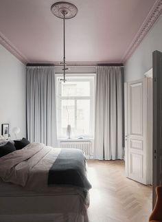 7 Sovrum med rosa drömmar