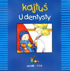 Kajtuś idzie z mamą po raz pierwszy do dentysty. Boi się, ale na szczęście w poczekalni są zabawki, a wśród nich pluszowy miś. Książka opisuje dzieciom wizytę u dentysty, którego wcale nie trzeba się bać.