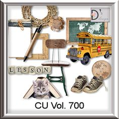 Vol. 700 by Doudou's Design, commercial use scrap resources at CU Digital's.com I hate it