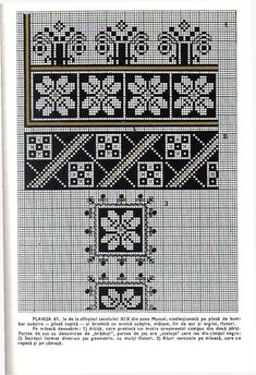 Cross Stitch Borders, Simple Cross Stitch, Cross Stitch Flowers, Cross Stitching, Cross Stitch Patterns, Embroidery Stitches, Hand Embroidery, Embroidery Designs, Folk Art