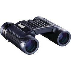 Bushnell H2o Roof Prism Compact Foldable Binoculars (8 X 25mm; Black)