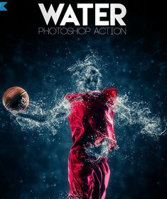 Water #photoshop #action