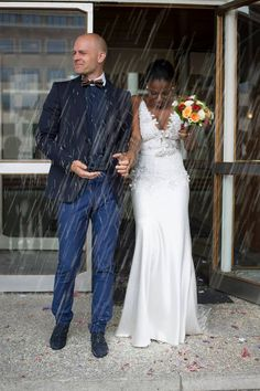 "#interracialweddings#Denmark#aurhus ""My Beautiful Wedding Day"""