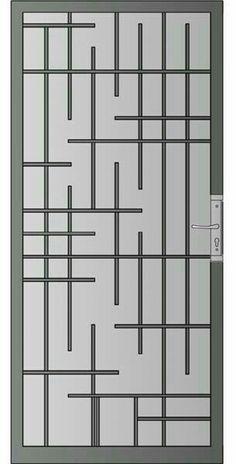 Home Interior Velas .Home Interior Velas Grill Gate Design, Window Grill Design Modern, Balcony Grill Design, Steel Gate Design, Iron Gate Design, Railing Design, Window Design, Steel Security Doors, Security Screen