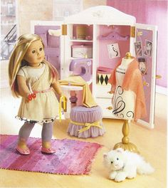 american Girl isabelle...need to start collecting doll & accessories for my granddaughter Isabelle who's due in May!