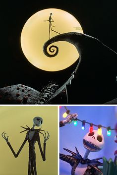 What's this? Only the most (un)scientific explanation of what your favorite Nightmare Before Christmas tune reveals about your personality. Find out here!