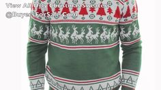 Ugly Christmas Sweaters For Sale For Men & Women From Tacky Bad or Funny to the Ugliest Ever