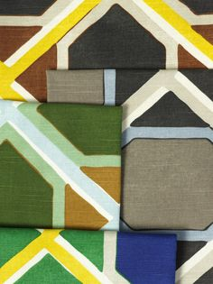 Looking To Fall Market 2012 | DecoratorsBest #ModernColorTheory with @Robert Allen Design