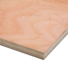 Plywood Sheet (Th)18mm (W)610mm (L)1220mm - B&Q for all your home and garden supplies and advice on all the latest DIY trends