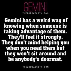 Yes, #JennsBlahBlahBlog is one of those crazy Gemini's.  I found these and thought they were fun.  Funny thing is they often fit so much it's scary