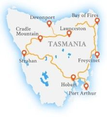 """Tasmania is one of those places on everyone's to-do list. Most have heard of its rugged landscapes, its burgeoning cultural scene and, of course, its convenient proximity to """"the mainland"""" (as it's affectionately called by Tassie locals).• You don't want to travel with these airlines • The mysterious"""