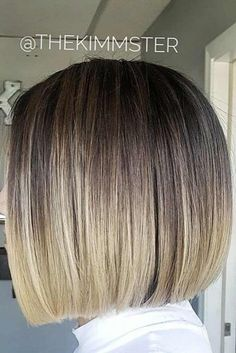 Bob cut hair is what you need when you decide to go short this time. It is not t… Bob cut hair is what you need when you decide to go short this time. Long Thin Hair, Bobs For Thin Hair, Haircuts For Fine Hair, Short Bob Hairstyles, Bob Haircuts, Trending Haircuts, Great Hair, Amazing Hair, Hair Looks