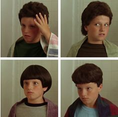 josh and his amazing hair change in Little Manhattan ahaha...he is so cute go watch it guys! if u havent seen it!!!