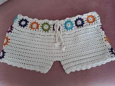 El işi dantel şort koton#handmade#lace#cotton#