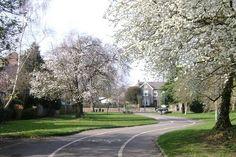 St Nicholas Park, Warwick, England.