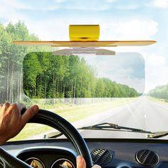 Car UV Fold Flip Down Visor