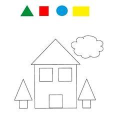 Preschool Writing, Kindergarten Learning, Preschool Learning Activities, Preschool Activities, Kindergarten Math Worksheets, Kids Education, Barn, Free Images, Activities For Kindergarten
