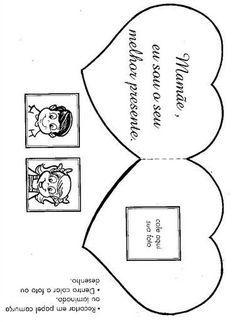 Resultado de imagem para moldes de cartões dia da mãe com imagens de maria