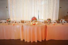 coral and blush barn wedding Salem Oregon twinkle lights