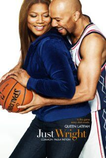 Just Wright ~ Really Good Movie...A physical therapist falls for the basketball player she is helping recover from a career-threatening injury.